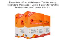 Scratch Vidz Pro. 1 talking about this. You can leverage any video online and turn that into your own traffic building machine, getting you 200% increase...