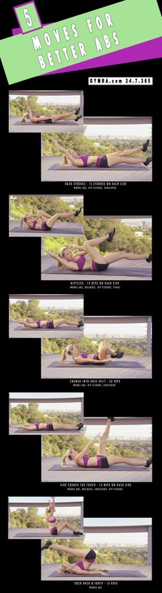 Abs Workout. Start your free month now!!! Cancel anytime. #fitness #workout #health #exercise