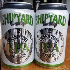 mybeerbuzz.com - Bringing Good Beers & Good People Together...: Mybeerbuzz.com Highlights Shipyard Island Time Ses...