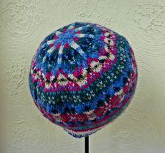 Ravelry: yellowpinksparkly's Fair Isle Hat #2 Fair Isle Chart, Crochet Patterns, Crochet Ideas, Tweed, Knit Crochet, Two By Two, Winter Hats, Beanie, Wool