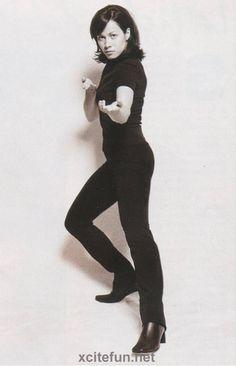 Shannon Lee ~ Bruce Lee's Daughter