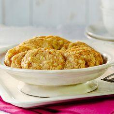 Talonpojanleivät ovat gluteenittomia pikkuleipiä, jotka on helppo valmistaa.