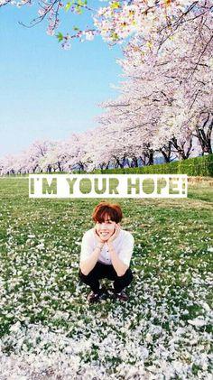 """BTS - J-Hope """"I'm your hope"""""""