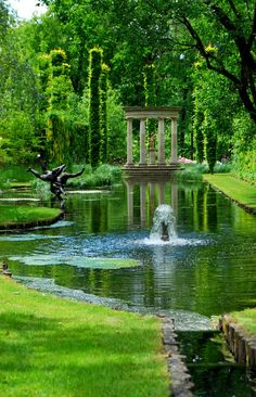 Norway's most beautiful garden Ramme farm, Vestby, Akershus