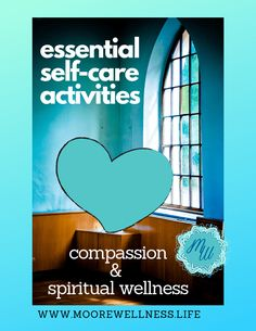 Life shares how practicing self-care activities enhances self-compassion & spiritual wellness. Spiritual Wellness, Holistic Wellness, Spiritual Practices, Trauma Therapy, What Is Self, Self Care Activities, Self Compassion, Emotional Healing, Self Care Routine