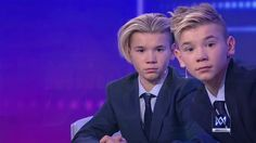 Marcus and Martinus cute/funny moments #2