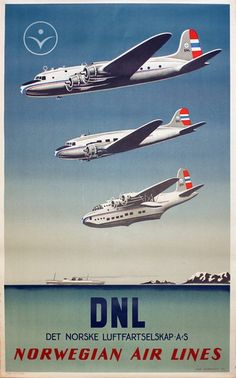 DNL - Norwegian Air Lines