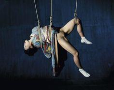 Japanese bondage exhibition at Hoppen Gallery