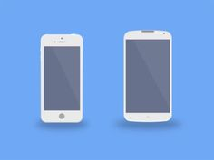 Flat Devices with Free PSD Mockups-12
