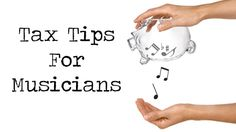 Tax tips for musicians