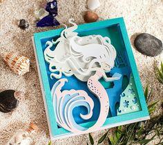 Mermaid Art - Cricut Design Space
