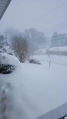 Blizzard Jan 2016