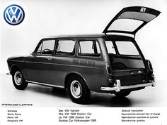 Variant doc VW Bresil Car Volkswagen, Vw Bus, Vw Variant, Sports Wagon, Car Advertising, Station Wagon, Belle Photo, Vintage Cars, Cool Cars
