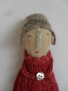 Sarah lives with us in the Applewood!   Sarah by Maidolls @Etsy.com
