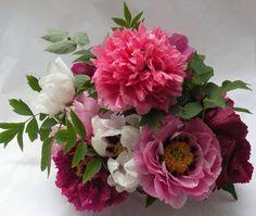 Lovely arrangement from Garden Gossip.