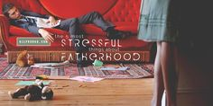 Fatherhood is stressful and here are 5 of the most difficult things. All Pro Dad explains how to deal with stress in fatherhood.