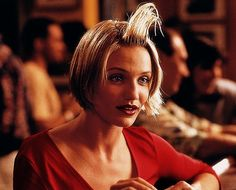 There's Something About Mary (1998).  Hair gel.  I think this was the film that started the gross-out movie trend.