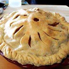 Apple Pie by Grandma Ople #baking #dessert #food #recipe ❤❦♪♫