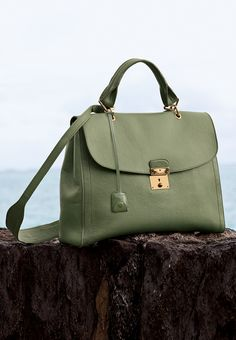 539ac0d781a7 The 1984 satchel is named after the year Marc Jacobs met Robert Duffy
