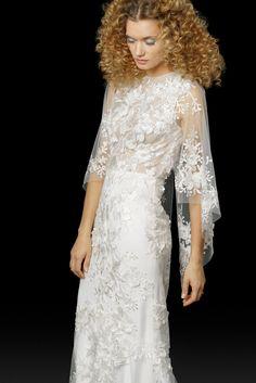 ☆Elizabeth Fillmore NYC Bridal Fall 2017 collection!
