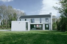 praxis architecture is an RIAI registered architects practice based in Limerick and London providing a full range of architectural services for domestic and commercial projects Country House Design, Architectural Services, Farmhouse Renovation, Passive House, Bungalow, New Homes, Modern Houses, Modern Farmhouse, Santa Cruz
