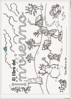"""""""El libro del invierno"""", de la Eduteca, es un cuadernillo para Educación…"""