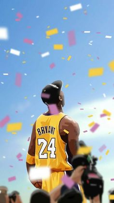 7a20444e Black Mamba · Kobe Bryant art celebration #kobe #kobebryant #art #popart  #greatness #basketball