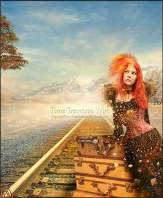 The  time  travelers  wife. Copyright© Jena DellaGrottaglia