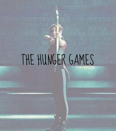 Pinterest Board Header - the hunger games. Made by: @tildisen19
