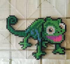 Billedresultat for perler beads lizard pattern