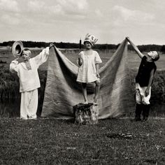 Images of a disappearing culture: Polish photographer Adam Panczuk is documenting the transformation of Polish village life Vintage Photographs, Vintage Photos, Children Photography, Art Photography, Cry Like A Baby, Miss Peregrines Home For Peculiar, Home For Peculiar Children, World Of Fantasy, Documentary Photography