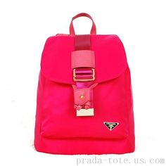7266a54857e2 Fashion  Prada Nylon Drawstring Backpack Bag onnline sale Prada Backpack
