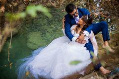 ¡Has encontrado al amor de tu vida! ¡Ya no necesitas el vestido de novia, hagamos un Trash the Dress!  Contáctanos: 045 777 232 27 16 melissa.varella.studio@gmail.com