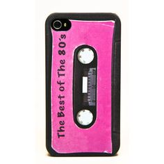 80's iPhone 4/4S Hardcase, $20, now featured on Fab.