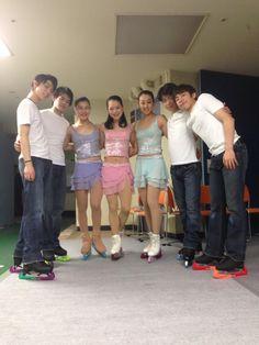 こんばんは!フィギュアスケーターの織田信成です。福山さんの曲で滑らせて頂いている僕達の群舞をテレビで見て下さったと聞き、スケーター一同とても喜んでおります!ありがとうございます! @45MASAHARU @Mariakko2010 pic.twitter.com/PsiQthZzns