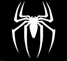 From Usa - Spiderman Superhero Car/Window/Laptop Vinyl Decal Sticker Silhouette Design, Silhouette Cameo, Spiderman Spider, Spiderman Pics, Spiderman Stickers, Stencil Art, Stenciling, Stencil Patterns, Scroll Saw Patterns