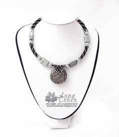 Elegant winter necklace FREE SHIPPING
