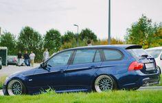 BMW e91 Touring E91 Touring, Bmw Wagon, Bmw Love, Man Cave Garage, Bmw 3 Series, Euro, Automobile, Trucks, Style