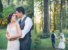 Chandell and Chase | Bridal Veil Lakes Wedding