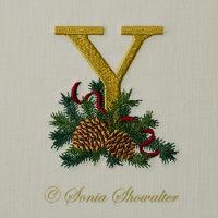Winter Pines- Y