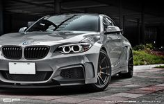 BMW M235i - M Sport Manhart Racing