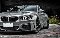 BMW M235i - M Sport Manhart Racing