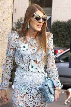 And finally, show up somewhere entirely overdressed. | 26 Fashion Rules You Should Break Immediately