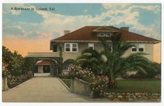 A Residence in Upland, California