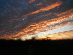 Sunset Brno, Czech republic
