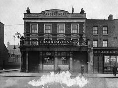 The Alphabet Of Lost Pubs A-C   Spitalfields Life