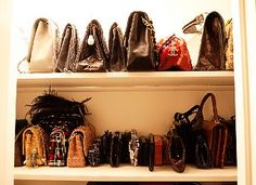 make room for your accessories! Respect. Michael Haney & Brooke Cundiff, The Selby