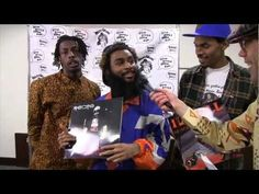 Nardwuar interviews the Flatbush Zombies at SXSW 2013 in Austin, Texas , USA !   http://www.twitter.com/nardwuar