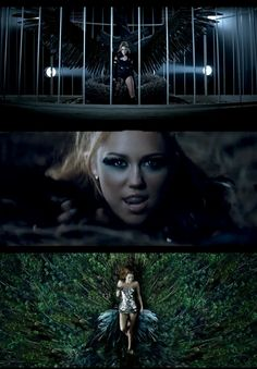 CLIPE ::: MILEY CYRUS – CAN'T BE TAMED