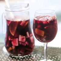 Sangria de Vinho Tinto